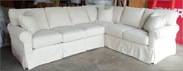 Image of: The Sectional Sofa Slipcovers