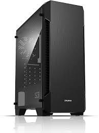 Zalman S3 ATX Mid Tower Computer PC Case, Pre ... - Amazon.com