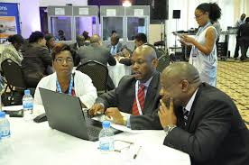 round table meetings going on at the 2016 innovation africa summit