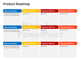 Road Map Powerpoint Free Roadmap Template Powerpoint Road Map Template Free Download