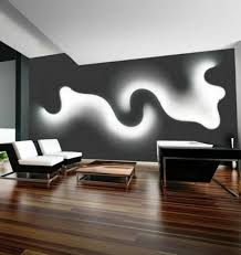Unique Accent Wall Lighting And Of Course You Can Find So Many For Modern Ideas