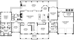 colonial house design first floor plan first floor plan