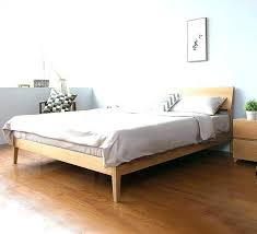 Low Wooden Bed Frame Wood Bed Frames Queen Wood Bed Frames Queen ...