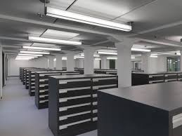 workstation lighting. Range Of Lighting Tasks Are Achieved In A Universal Concept, From Harmonious The Atrium To Optimal Workstation Light On Upper