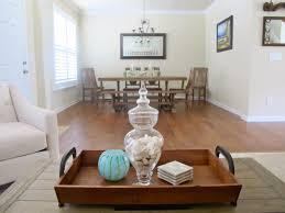 Palm Tree Decor For Living Room Set This Circus Down Dining Room And Living Room Summer Decor