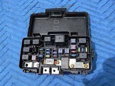 02 06 acura rsx base model under hood main fuse relay box used oem loaded