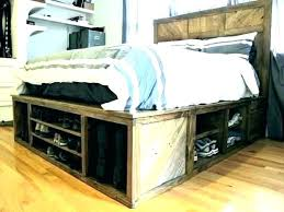 queen bed frame with storage drawers queen bed with storage under queen bed drawers bed frame