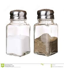 salt pepper shakers stock photos images  pictures   images