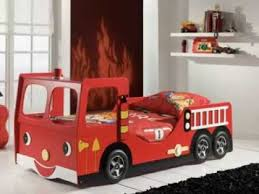 Fire Truck Bedroom Ideas