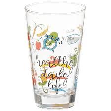 <b>Стакан стеклянный Pasabahce</b> Healthy Lifestyle 42877SLBD2 ...