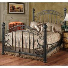 Rustic Metal Bed Frames - Modern bed frames have been a fad in this ...