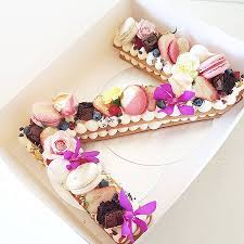 Letter Cake A To Z With One Would You Like Picture Of