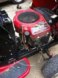 craftsman dyt lawn mower wiring diagram wiring diagram blog briggs wiring help re power of a craftsman dyt 4000