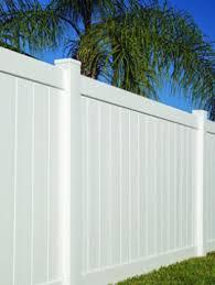 white fence. 6\u0027 H X 8\u0027 W Norfolk Privacy Fence Panel White