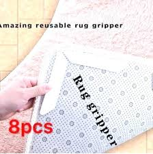 rug grippers for carpets grip mat slip non gripper carpet reusable washable carpeted floors best uk