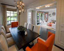 dining room captain chairs orange dining chairs3