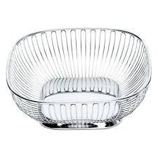 stainless steel fruit basket. Exellent Stainless Stainless Steel Wire Fruit Basket And A