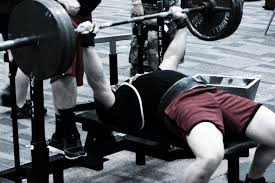 A Risky Weightlifting Courtesy Spotting For A Bench Press  WSJStrength Training Bench Press