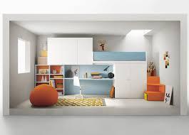contemporary kids bedroom furniture. Nidi Kids Room 06 Bianco Contemporary Bedroom Furniture