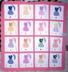 Dutch Girl Quilts | Fabric Crafts | Pinterest | Doll quilt ... & Mama's Black-Eyed Sally Gal Making a Dutch Doll Quilt Adamdwight.com