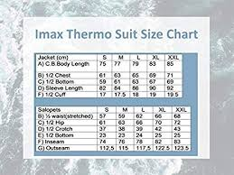 Imax Arx 20 Thermo Jacket Amazon Co Uk Sports Outdoors