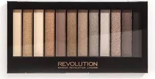 revolution uk makeup revolution redemption palette iconic 2 in saudi arabia compare s