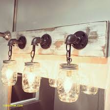 handmade unique in any way white washed 3 mason jar light fixture by lulight