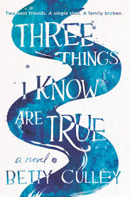 Amazon.com: Three Things I Know Are True (9780062908025): Culley ...