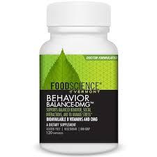<b>Behavior Balance-DMG</b>, <b>120 капсул</b>   www.gt-a.ru