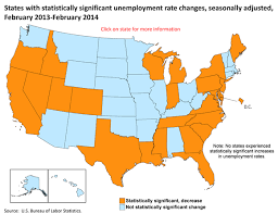 South Carolina Has Largest Decrease In Unemployment Rate