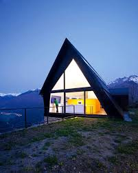 Modern A Frame House Design