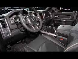 dodge trucks 2016 interior. Modren Dodge 2016 Ram Laramie Limited Interior Exterior In Dodge Trucks