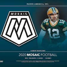 However, the cards are still the main attraction in 2020 topps series 1 baseball. 2020 Panini Mosaic Football Checklist Nfl Set Info Boxes Date Review