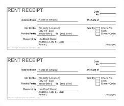 Real Estate Deposit Receipt Template Security Form Meaning