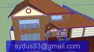 3d House Design Software Google | Drawing Floor Plans With Sketchup ...