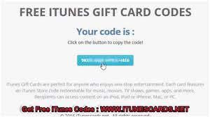 free itunes gift card code rezzasite co