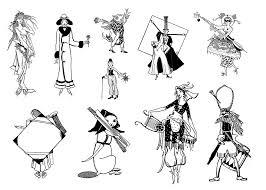 ヴィンテージ素材集vol2収録数2万5000点挿絵本イラスト印刷するだけおしゃれラッピングのアイデ
