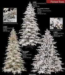 Amazoncom Vickerman A862082LED Flocked Slim Sierra Tree With Slim Flocked Christmas Trees Artificial