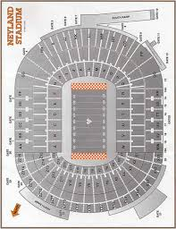 Ut Stadium Seating Chart Fresh Neyland Stadium Seating Chart