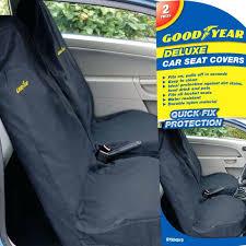 car seats van car seat covers 2 x front durable water resistant protector dirt halen van