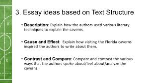 winners train losers complain ppt video online  essay ideas based on text structure