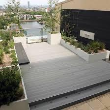 gray composite decking. Fine Composite Deck Board Grey 143x23mm 36m Solid   On Gray Composite Decking E