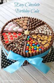 The 25 best Simple birthday cakes ideas on Pinterest