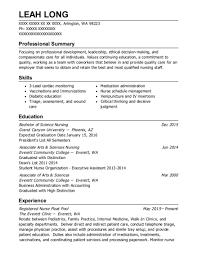 graduate essay example about career goals