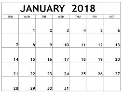 calendar january 2018 indonesia 2018 january calendar