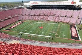 Cardinal Stadium Section 304 Rateyourseats Com