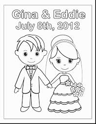 Printable Wedding Coloring Pages Inspirational Wedding Coloring