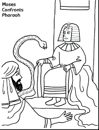 Moses Coloring Pages Free Printable Baby Grandma Chronicles Network