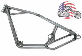 30 0 0 kraft tech rigid hardtail frame 2004 2017 harley sportster