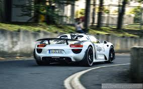 porsche 918 spyder black. porsche 918 spyder w weissach package using black martini racing livery by julien delhaye e